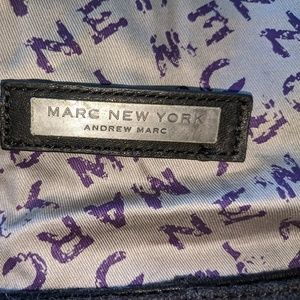 Marc New York- Andrew Marc Leather bag!